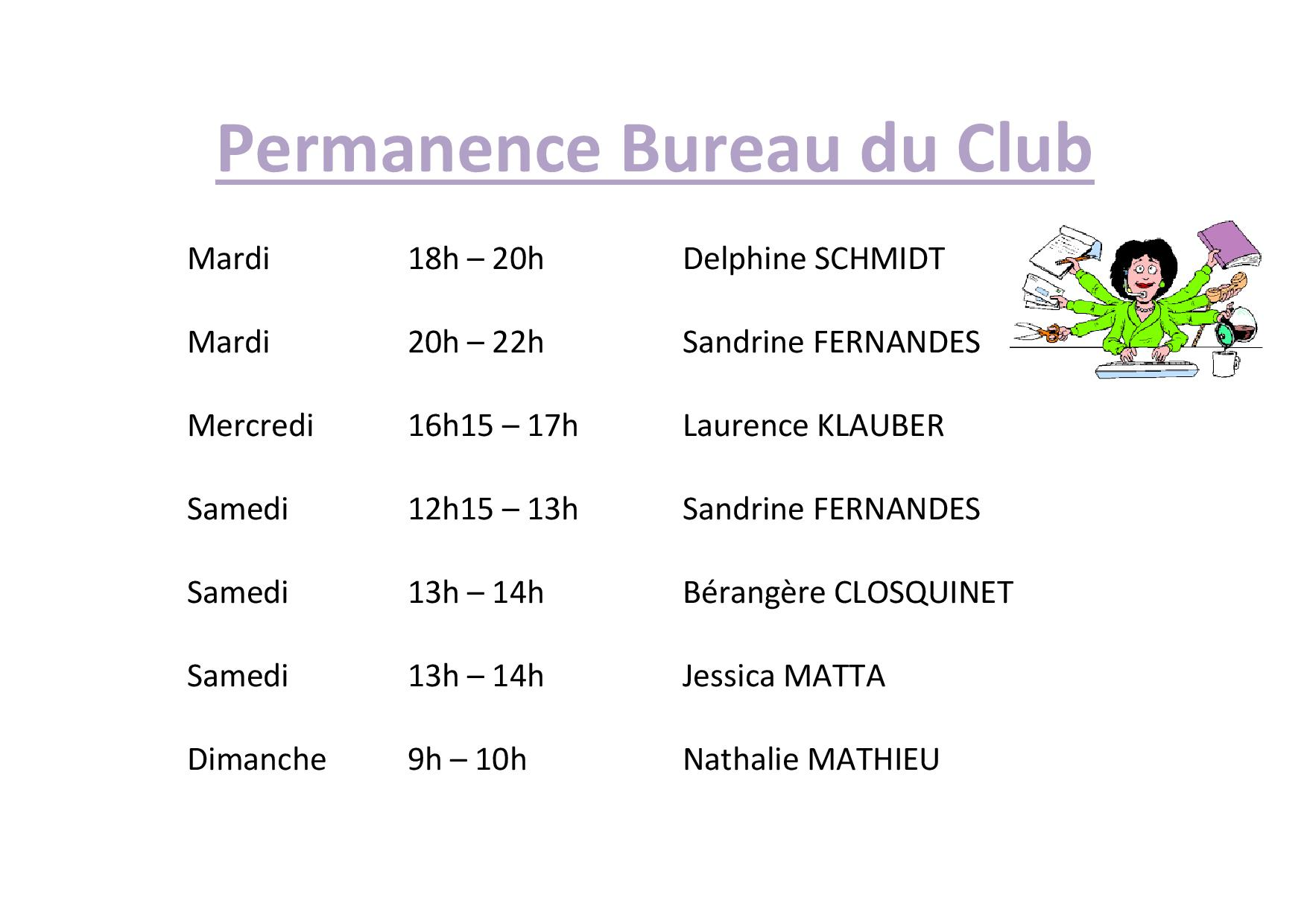 Permanence Bureau du Club-page-001